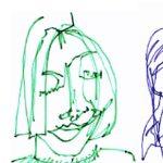 Blind Contour Drawings Workshop, Grades 1-6