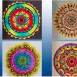 Chill Out and Relax! Mandala Zoom Workshop, Grades 1-6