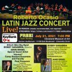 Roberto Ocasio Foundation Latin Jazz Concert