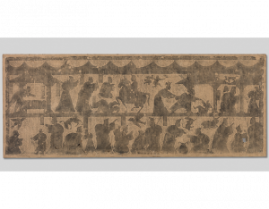 From Caves to Tombs: Chinese Pictorial Rubbings fr...