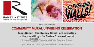 Cleveland Walls: Community Mural Unveiling Celebration