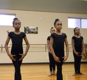 Rainey Dance Academy After-School Program
