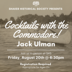 Cocktails with the Commodore