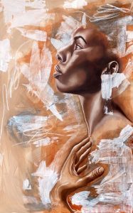 "Museum of Creative Human Art presents Stina Aleah: ""Helping"" Hands"
