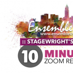 10 Minute Plays-Zoom Reading Series