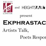 Ekphrastacy at Valley Art Center