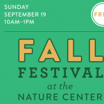 Fall Festival at the Nature Center