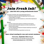 Fresh Ink Meeting