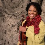 """Cleveland Jazz Orchestra with violinist Regina Carter-""""The Art of the Jazz Violin"""""""