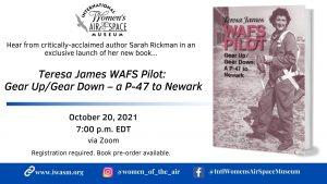 """Teresa James WAFS Pilot"" Book Launch"