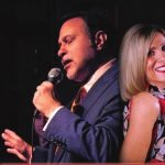 """Dianne Palmer & Lou Armagno with their quartet, """"Sinatra Selects"""""""