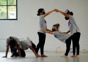 Inlet Dance Theatre Children's Classes Fall 2021 at the Pivot Center