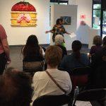 Ekphrastacy: Artists Talk, Poets Respond to Printers Select