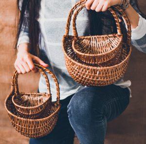 Hand-Woven Basket Workshop