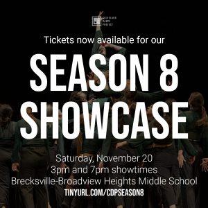 Cleveland Dance Project Season 8 Showcase