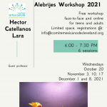 Alebrijes Workshop 2021