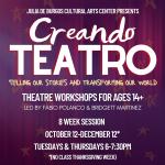 Creando Teatro