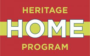 Heritage Home Program Virtual Information Session