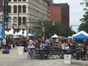 Warehouse District Street Festival