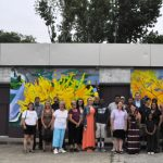 Mural Dedication- Justice Center