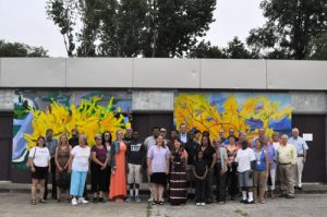 Mural Dedication- Justice Center