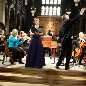 Music and Art at Trinity Cathedral